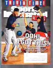 June 2018 Mookie Betts Red Sox Shohei Ohtani RC Sports Illustrated For Kids