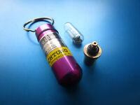 Gaskartuschen-Befüll-Adapter > Stiftkartusche auf Schraubkartusche EN417