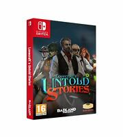 Lovecraft's Untold Stories Collectors Edition Nintendo Switch Game