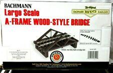 BACHMANN 96229 A - FRAME WOOD - STYLE BRIDGE   NEW
