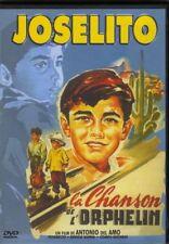 LA CHANSON DE L'ORPHELIN (Aventuras de Joselito en América) // DVD neuf