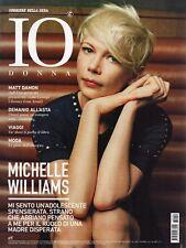 Io 2017 50.Michelle Williams,Matt Damon,Daisy Ridley,Mariah Carey,F.Chillemi