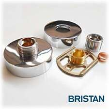 BRISTAN WALL MOUNTS FOR EXPOSED BAR SHOWER VALVE MIXERS WMNT10 C