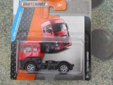 Camions miniatures rouge Matchbox