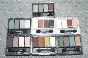 Covergirl Eye Enchancers Eyeshadow Quads-Color Choice