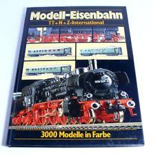 modelo-ferrocarril TT + N + z-international MUNDIAL Editorial Libro