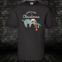 Lazy Christmas T-Shirt Shirt Funshirt Männer Fun Spruch Kult Gift Geschenk S-5XL