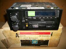 gm radio 16074403 cassete factory delco