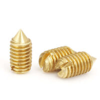 The Hillman Group The Hillman Group 4195 Ivory Electrical Switch Plate Screw 6-32 x 1 In. 20-Pack
