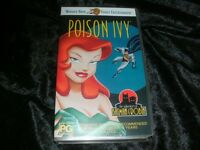 POISON IVY VHS VIDEO PAL~ A RARE FIND~