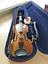 Stentor Violin 4/4 Kit, Upgraded Sound Board And Strings,, Shoulder Rest/Case