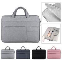 Bag Computer Handbag Sleeve Case For Apple Lenovo ASUS Sony Samsung HP DELL