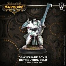 WARMACHINE Retribution of Scyrah PIP35020 Dawnguard Scyir Privateer Press NEW