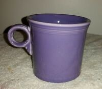 Fiestaware Lilac Tom &Jerry style coffee mug X35