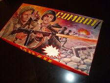AMAZING RARE GREEK BOARD GAME - COMBAT - TV WAR SHOW FROM 70s NEW