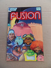 Fusion 6.  Eclipse 1987 -   VF