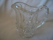 Antique Glass Cream Jug - Ref II  22