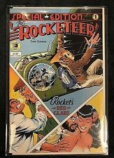 Eclipse Comics Special Edition #1 The Rocketeer SIGNED By Dave Stevens NM/M