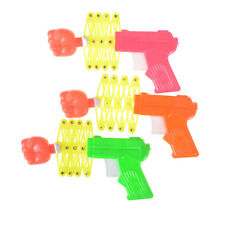 1pcs Children Fist Gun Gags Jokes Party Festival Funny Toys Gift Random color FF
