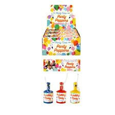 12pc Party Poppers Party Supplies Favours Party Bag Fillers Premium Quality