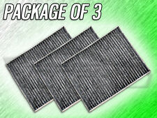 C35762 CABIN AIR FILTER FOR AUDI Q7 PORSCHE CAYENNE VW TOUAREG -PACKAGE OF THREE