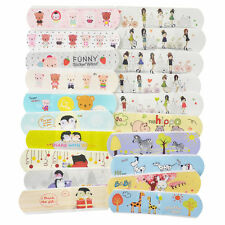 5 PCS Variety Pattern Bandages Cute Cartoon Band Aid For Kids Children Randomly