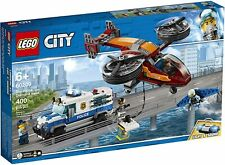 Lego City 60209 Sky Police Diamond Heist NEW 6+ Light & Sound Police Woman Man