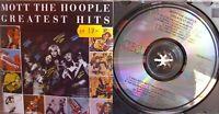 Mott the Hoople- Greatest Hits- CBS- Manufactured in Japan WIE NEU- lesen