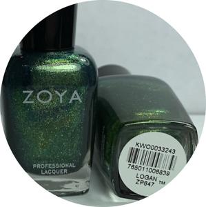Zoya Nail Polish Logan ZP647 2012 Ornate Holiday LACQUER