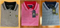 LYLE AND SCOTT SHORT SLEEVE 'OXFORD POLO' SHIRT WINTER SALE !!!!