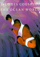 Jacques Cousteau:The Ocean World byJacques-Yves Cousteau - Beautiful Book