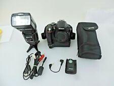 Nikon D3300 24.2MP Digital SLR Camera - Black (Body Only)