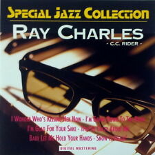Ray Charles C. C. Rider Special Jazz Collection (Snow Is Fallin`) WZ CD