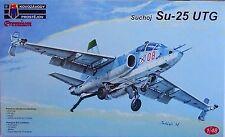 Su-25 UTG, 1:48, Kovozavody Prostejou, 'Premium Edition', Plastikbausatz, *NEU*