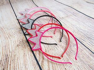 Crown girls Headband