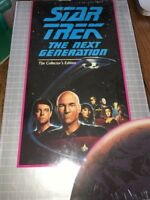 The Arsenal of Freedom Skin of Evil Star Trek The Collector's Edition TNG VHS