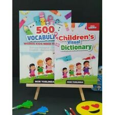 New!! Free Gift!! 500 Vocabulary Book
