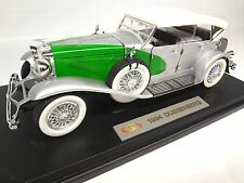 1934 Duesenberg J Phaeton Hamilton Mint 1:18th scale diecast LE Signature Models
