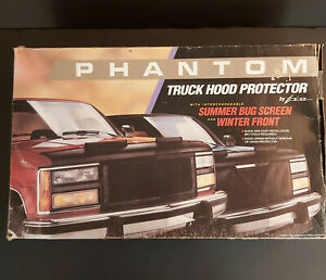 1995 Chevy Astro Phantom Hood Protector Summer Bug Screen Winter Front OLD STOCK