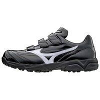 NEW Mizuno Baseball Shoes Select Nine Trainer 11GT1720 Black White Fast Shipping