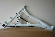 Titus El Guapo 29 full suspension frame white