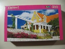 500 pc Puzzle Encore Country House Netherlands (Brand New & Sealed)
