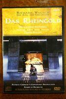 Wagner - Das Rheingold, Boulez, Chereau, Bayreuther, Festspiele  - DVD, As New