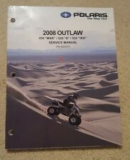 OEM Polaris Outlaw 450/525 service manual, 9920975