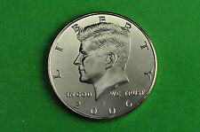 2006-P   Choice BU  Mint State Kennedy US Half Dollar Coin