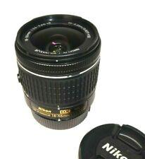 Nikon Nikkor AF-P DX 18-55mm F/3.5-5.6 VR G Lens
