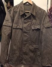 Vintage East German Military Raindrop Camo Field Uniform Jacket. G 48 (Small)