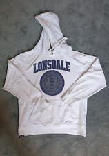 Lonsdale hoodie. Size Medium