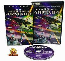 Star Trek Armada II 2 PC Video Game FPS Shooter