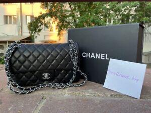 CHANEL Classic Metal Handbag - Black